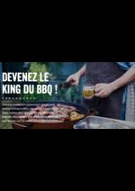 Journaux et magazines AD Delhaize : Devenez le king du BBQ