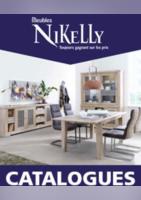 Découvrez les catalogues - Meubles Nikelly