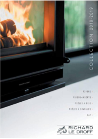Catalogues et collections Richard Le Droff MONTAUBAN : Collection 2018-2019