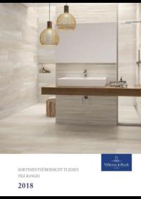 Catalogues et collections Villeroy & Boch Bouge : Tile ranges