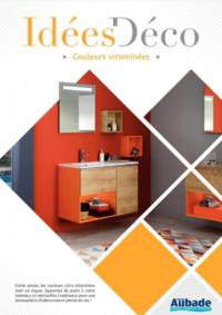 Journaux et magazines Espace Aubade DRAVEIL : Couleurs vitaminées