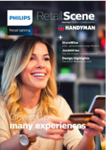 Prospectus Handyman : Philips Lighting RetailScene Handyman