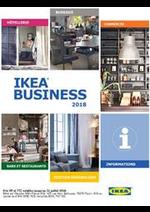 Prospectus IKEA : Ikea Business 2018