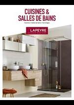 Prospectus  : Cuisines & Salles de Bains