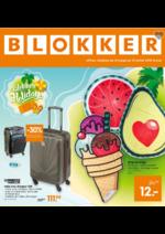 Prospectus BLOKKER : Le nouveau dépliant des soldes