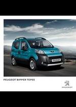 Promos et remises  : Peugeot Bipper Tepee