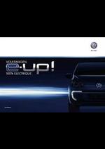 Prospectus Volkswagen : Volkswagen e-up!
