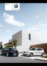 Promos et remises  : BMW Serie 1 Berline