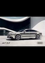 Promos et remises  : Audi A7/S7