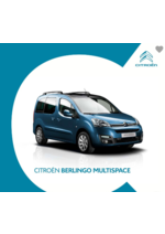 Catalogues et collections Citroen : Berlingo multispace