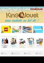 Prospectus King Jouet : Vous souhaite un bel été!