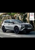 Promos et remises  : Toyota RAV4