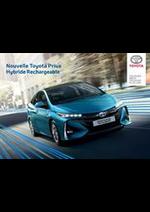 Promos et remises  : Toyota Prius
