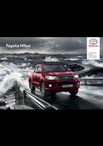 Prospectus Toyota : Toyota Hilux