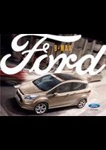 Promos et remises  : Ford B-Max