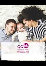 Prospectus Autour de bébé : Catalogue 2018