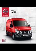 Prospectus Nissan : Nissan NV400
