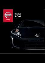 Prospectus Nissan : Nissan 370Z Roadster