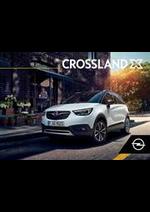 Prospectus opel : Opel Crossland X