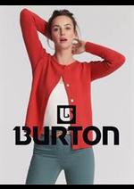 Prospectus Burton : Pulls & Gilets Femme