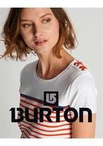 Prospectus Burton : Collection Femme