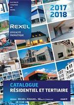 Prospectus Rexel : Catalogue Résidentiel et Tertiaire
