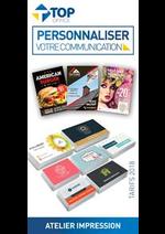 Promos et remises  : Personnaliser votre Communication