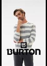 Prospectus Burton : Collection F/W 18 Homme