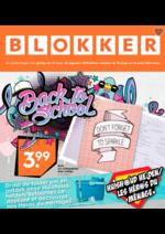 Prospectus BLOKKER : Back to school