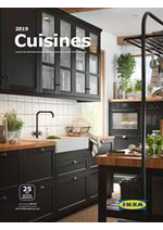 Prospectus  : Catalogue Cuisines
