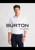 Prospectus Burton : Chemises Homme