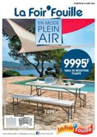 Prospectus La Foir'Fouille : Plein Air