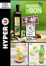 Prospectus Hyper U : ENVIES DE BON