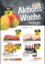Prospectus E.Leclerc drive : Supermarkt-Angebote in der Verkaufsregion Zentralschweiz-Zürich