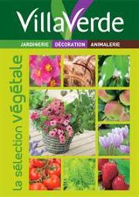 Prospectus Villaverde : La Sélection Végétale