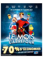 Prospectus  : Chapitre 1 - Le Mois Carrefour