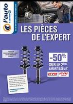 Prospectus L'auto E.Leclerc : LES PIÈCES DE L'EXPERT