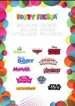 Prospectus Party Fiesta : Ballons