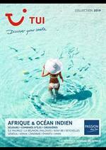 Promos et remises  : Afrique & Océan Indien Collection 2019