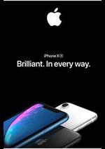 Prospectus Apple : Apple Iphone X