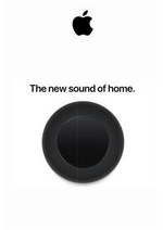 Prospectus Apple : Apple The sound of home