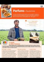 Prospectus  : Parfums d'automne