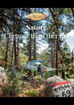 Prospectus A.S. Adventure : Nature. Cheaper than therapy