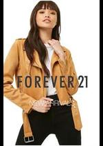 Prospectus FOREVER 21 : Forever 21 New Arrivals
