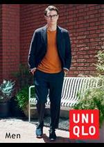 Promos et remises  : Uniqlo Men