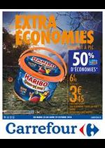 Prospectus Carrefour : Les extra économies tombent à pic pour Halloween !