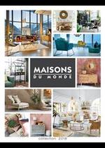 Prospectus Maisons du Monde : Collection 2018