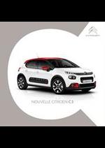 Prospectus Citroen : Citroën C3