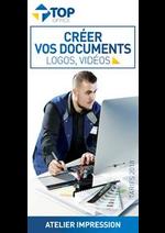 Prospectus Top office : Créer vos documents logos, vidéos