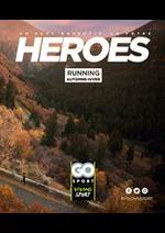 Prospectus Go Sport : Running Automne-Hiver